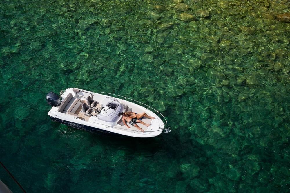Jachthuur in Fréjus - Jeanneau Cap Camarat 7.5 WA via SamBoat