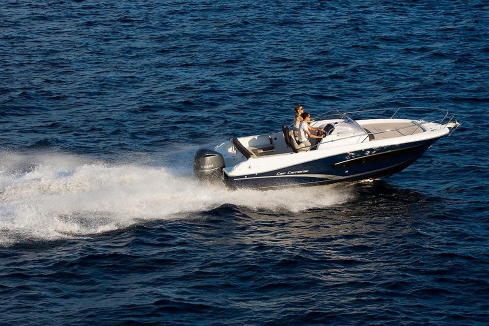 Motorboot te huur in Fréjus voor de beste prijs