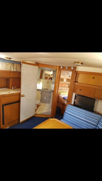 Bootverhuur Split goedkoop sealine 328 open