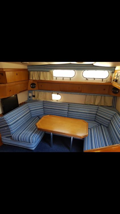 Huur een Sealine sealine 328 open in Split