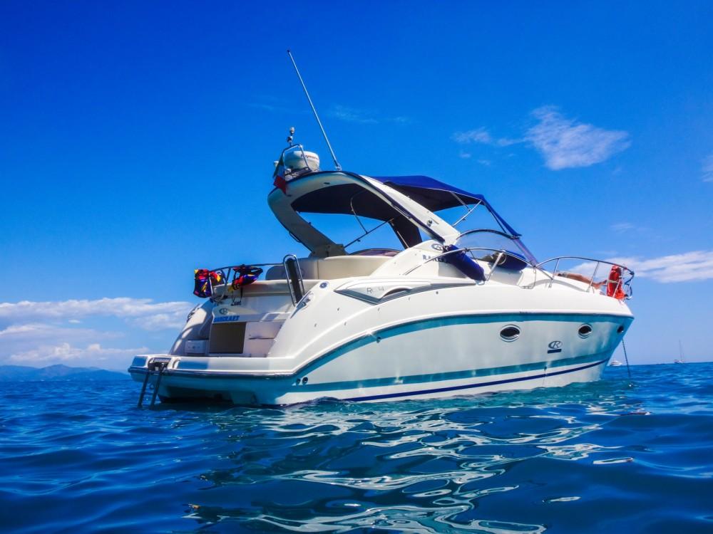 Huur Motorboot met of zonder schipper Rancraft in Rapallo