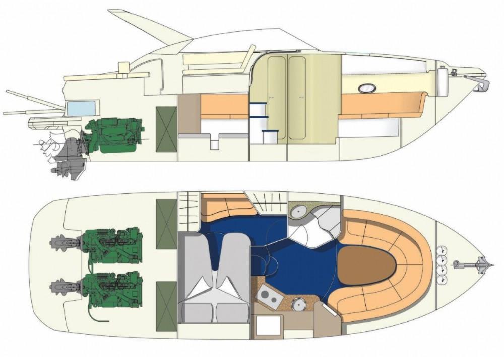 Verhuur Motorboot in Rapallo - Rancraft RC 34
