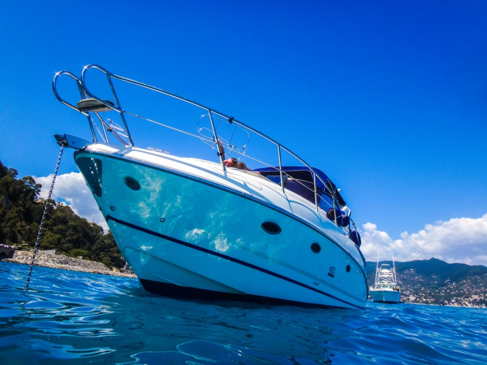 Rancraft RC 34 te huur van particulier of professional in Rapallo