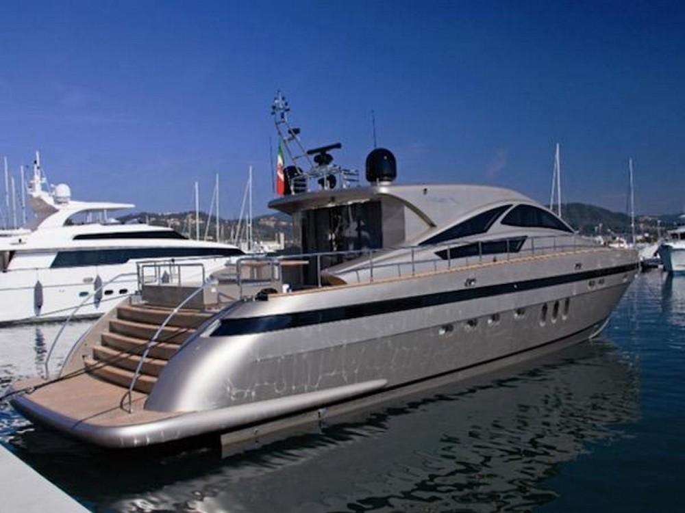 Huur een Jaguar 80 yacht in Fréjus