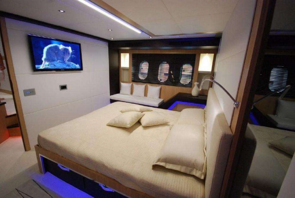 Jaguar 80 yacht te huur van particulier of professional in Fréjus