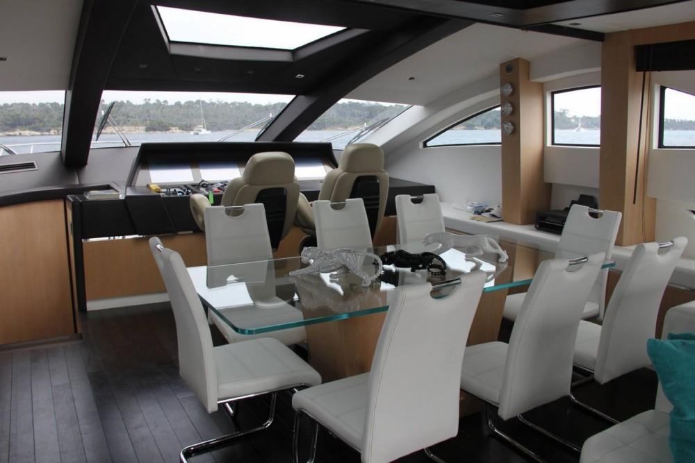 Jachthuur in Fréjus - Jaguar 80 yacht via SamBoat