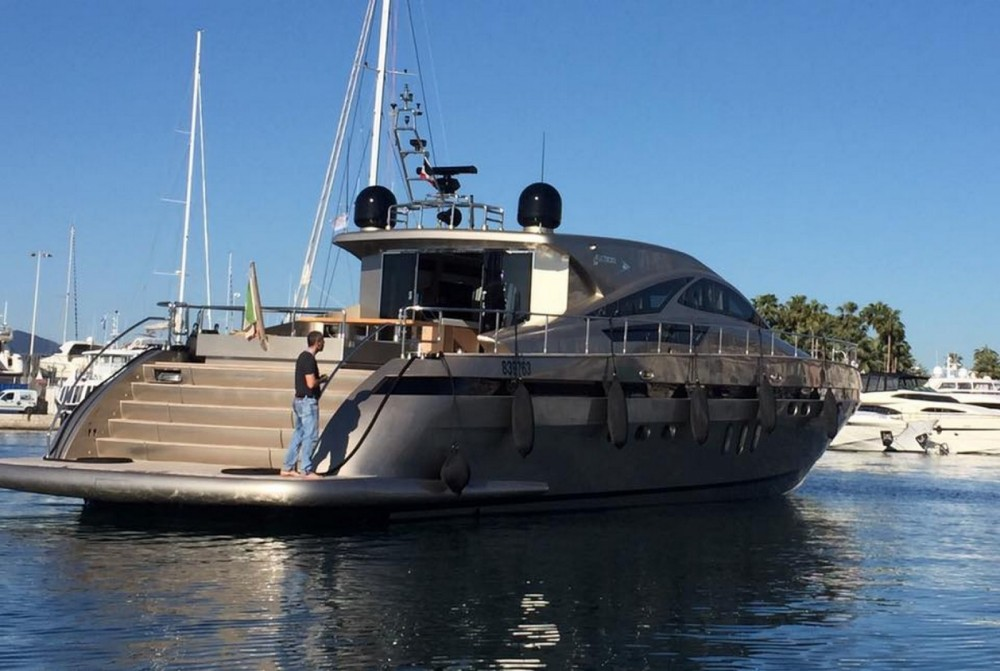 Bootverhuur Jaguar 80 yacht in Fréjus via SamBoat