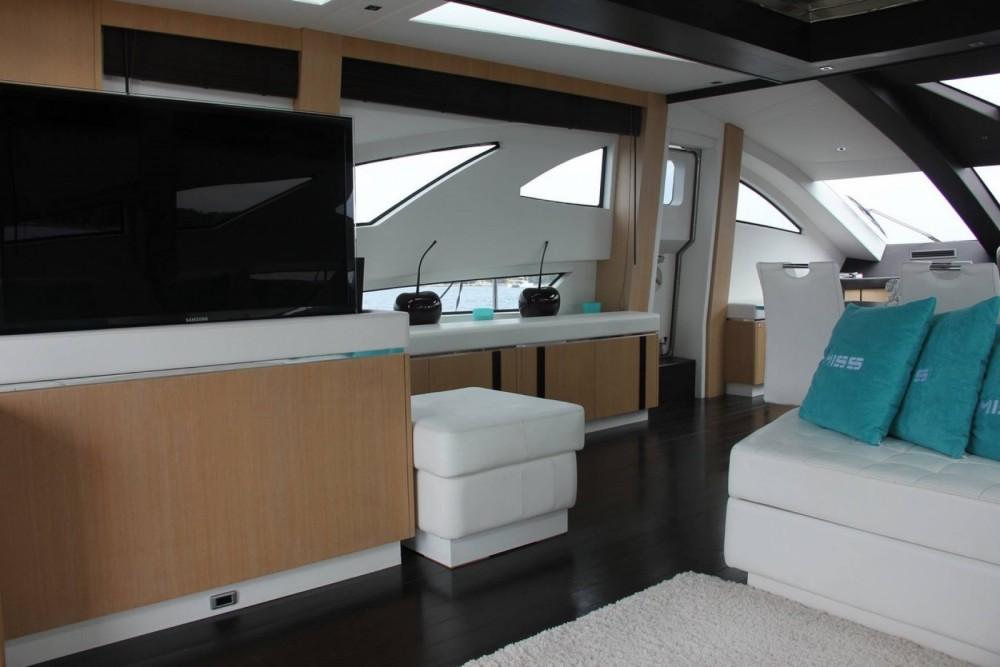 Verhuur Jacht in Fréjus - Jaguar 80 yacht