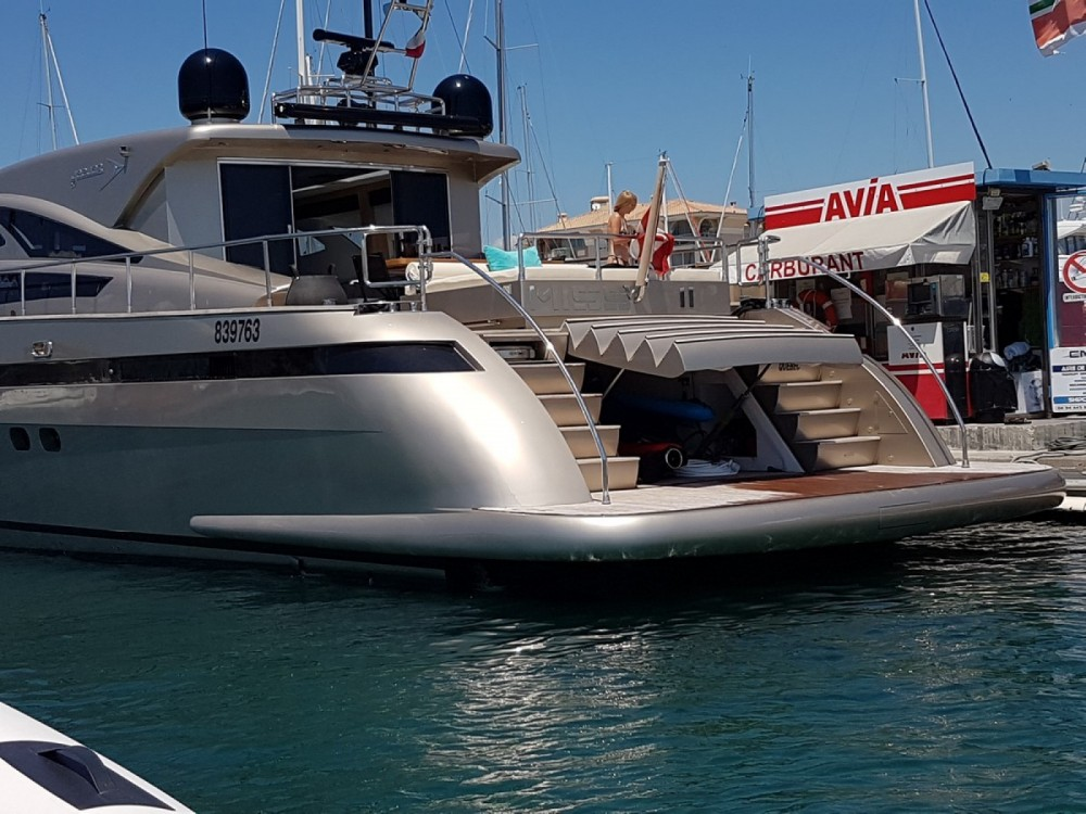 Huur Jacht met of zonder schipper Jaguar in Fréjus