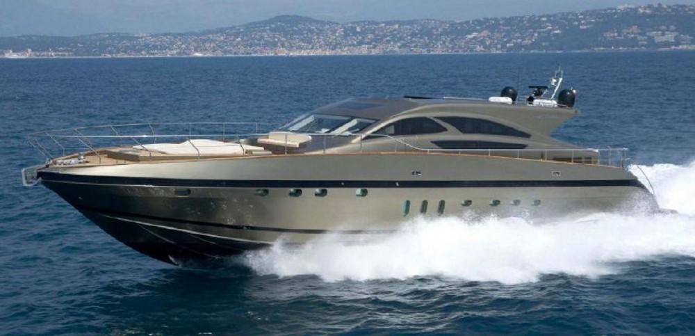 Verhuur Jacht Jaguar met vaarbewijs