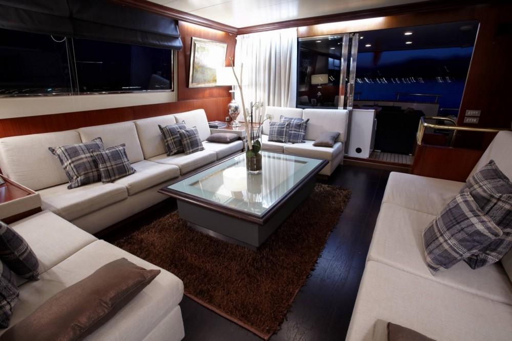 Verhuur Jacht in Fréjus - Versilcraft 100