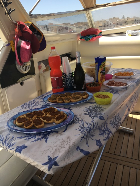 Motorboot te huur in Trapani voor de beste prijs