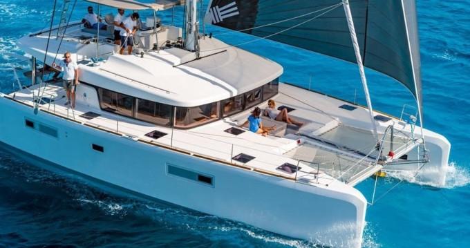 Huur Catamaran met of zonder schipper Lagoon in Ibiza Island