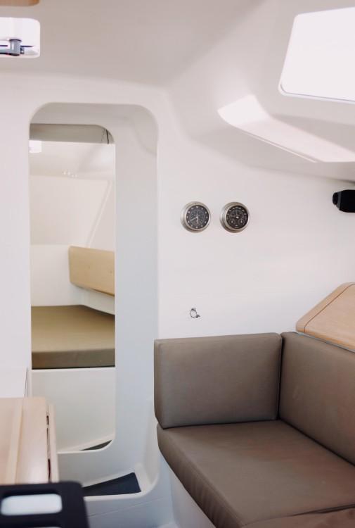Verhuur Zeilboot Pogo Structures met vaarbewijs