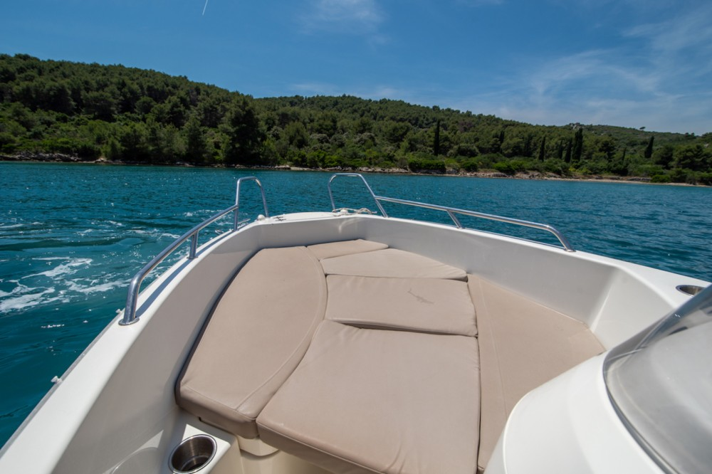 Verhuur Motorboot in Trogir - Quicksilver Activ 455 Open