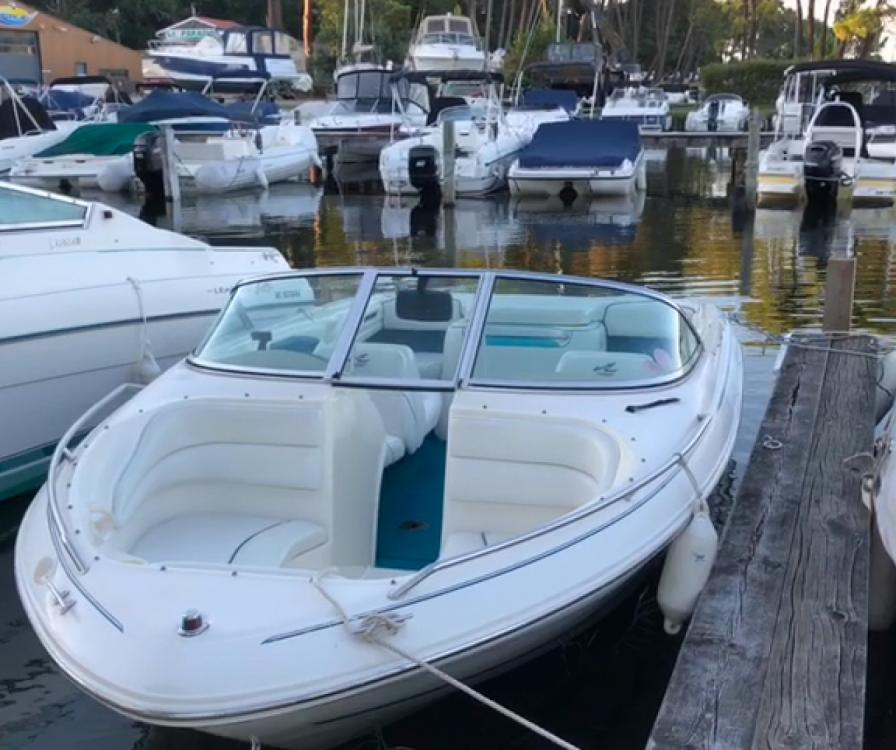Huur Motorboot met of zonder schipper Sea Ray in Biscarrosse