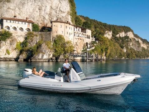 Verhuur Rubberboot in Sant Antoni de Portmany - Zar Zar 79 SL