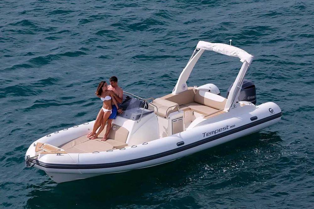 Capelli Tempest 800 te huur van particulier of professional in Ibiza