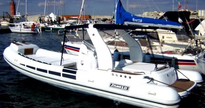 Huur Rubberboot met of zonder schipper Stilmar  in Otranto