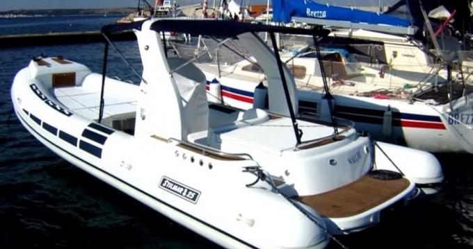 Bootverhuur Stilmar  25EFB in Otranto via SamBoat