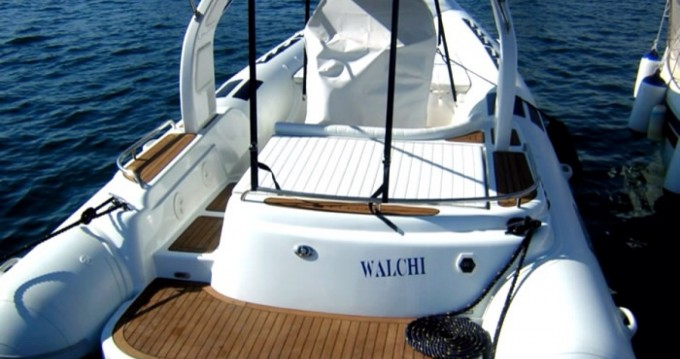 Verhuur Rubberboot Stilmar  met vaarbewijs