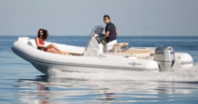 Verhuur Rubberboot in Bandol - Altamarea Wave 20