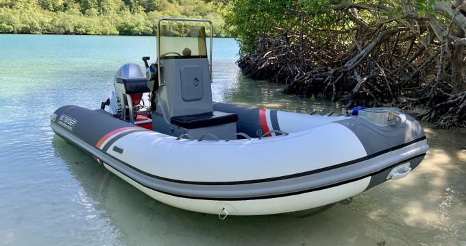 Verhuur Rubberboot in Fort-de-France - 3D Tender Stealth RIB 460