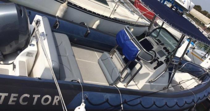 Huur Rubberboot met of zonder schipper Rayglass in La Rochelle