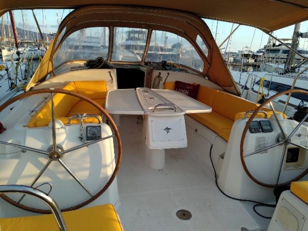 Jachthuur in Athene - Bénéteau Cyclades 434 via SamBoat