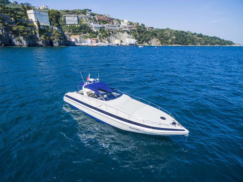 Verhuur Motorboot in Sorrento - Conam 52