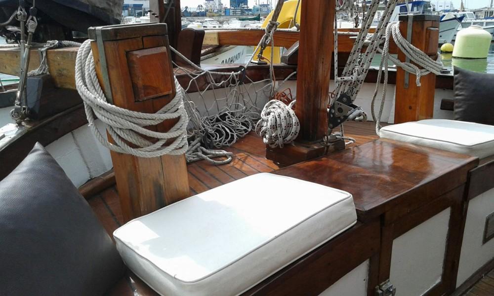 Verhuur Zeilboot Mallorquina  met vaarbewijs