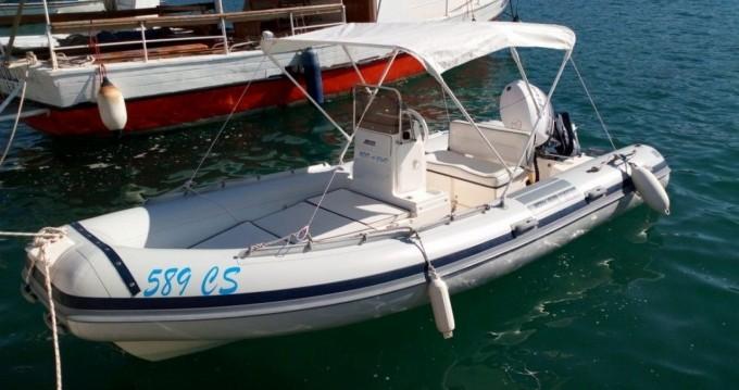 Huur Rubberboot met of zonder schipper Joker Boat in Cres