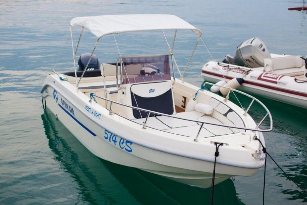 Jachthuur in Cres - Gs Nautica 570 via SamBoat