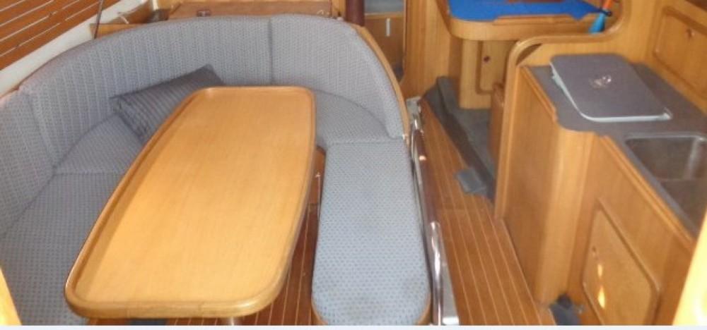 Verhuur Zeilboot in Portbou - Kirie Feeling 346