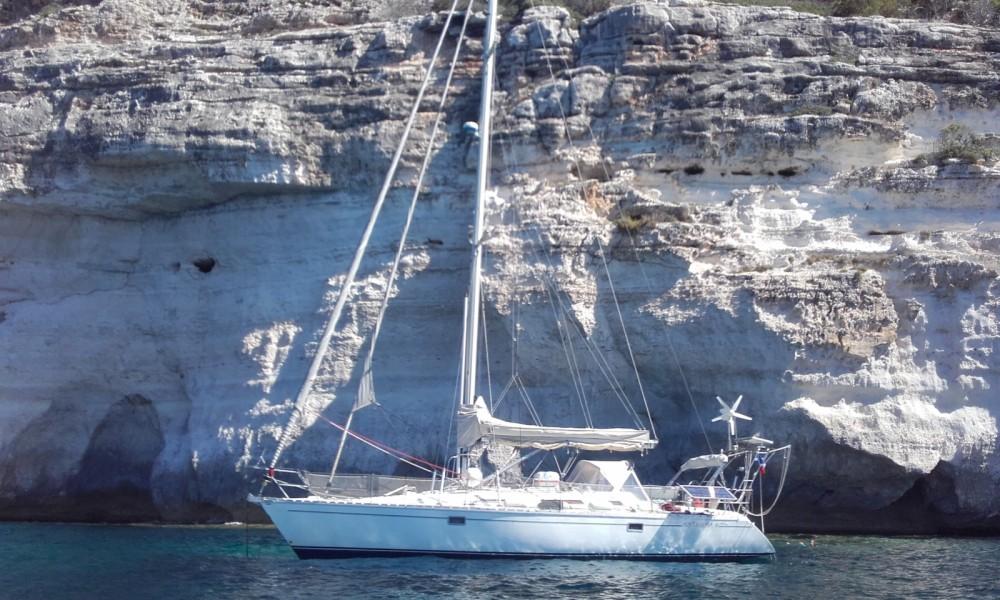 Jachthuur in Le Grau-du-Roi - Jeanneau Sun Legend 41 via SamBoat