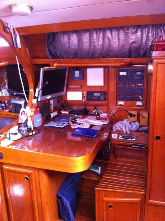 Verhuur Zeilboot in Le Grau-du-Roi - Jeanneau Sun Legend 41