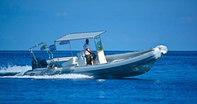 Verhuur Rubberboot in Milazzo - Lomac 7.30  sport