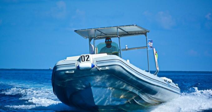 Huur Rubberboot met of zonder schipper Lomac in Milazzo