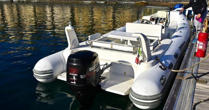 Rubberboot te huur in Milazzo voor de beste prijs