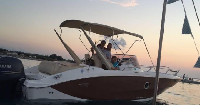 Motorboot te huur in Milazzo voor de beste prijs