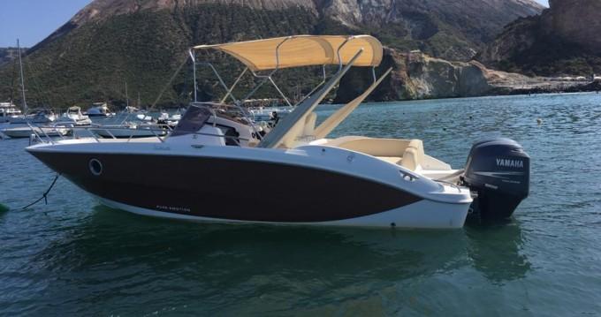 Huur een Sessa Marine Key Largo 27 in Milazzo