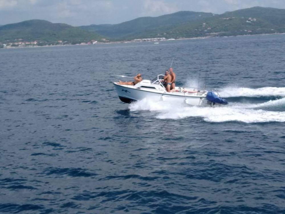 Bootverhuur Livorno goedkoop off mare