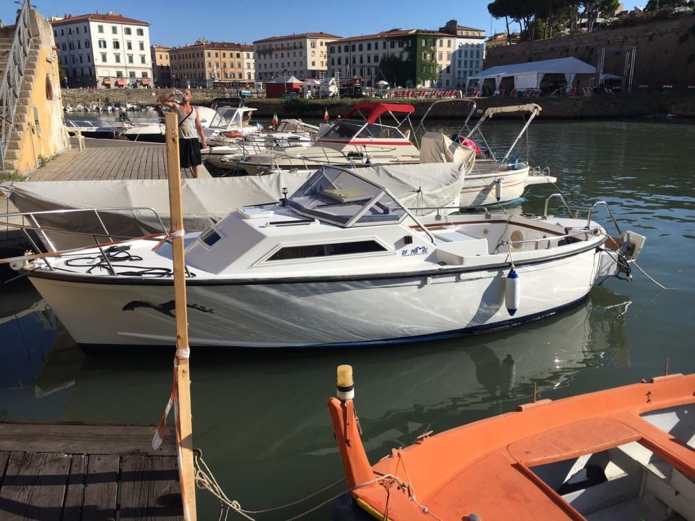Huur Motorboot met of zonder schipper vegliatura in Livorno