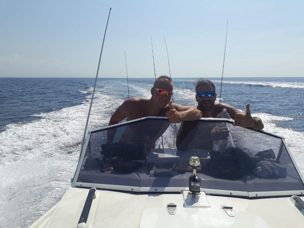 Motorboot te huur in Livorno voor de beste prijs