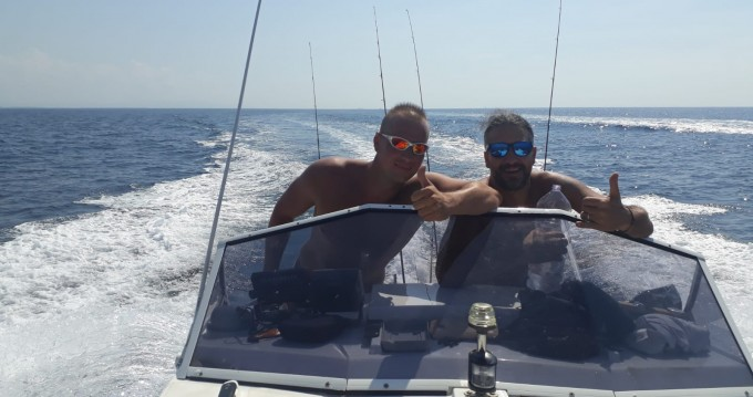 Verhuur Motorboot in Livorno - vegliatura off mare