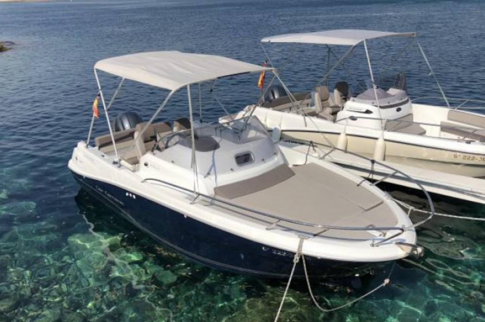 Jeanneau Cap Camarat 650 te huur van particulier of professional in Ibiza