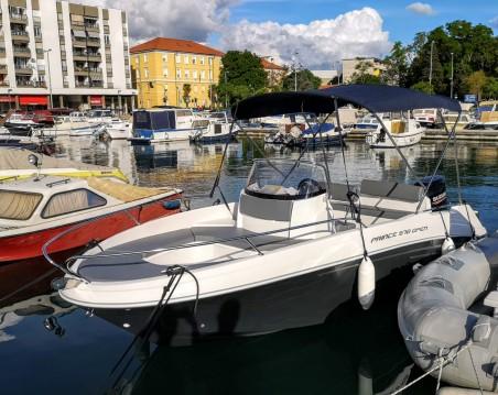 Huur een AM Yacht Prince 570 Open in Zadar
