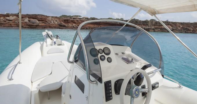 Bootverhuur Zodiac Medline in Formentera via SamBoat