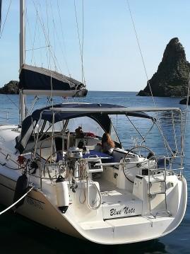 Jachthuur in Furnari - Bénéteau Cyclades 43.3 via SamBoat