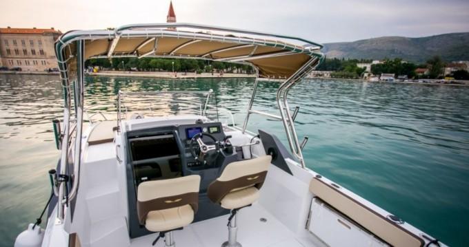 Jachthuur in Trogir - Bénéteau Flyer 7.7 SUNdeck via SamBoat